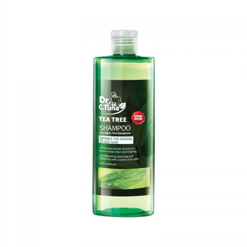 Șampon cu ulei din arbore de ceai